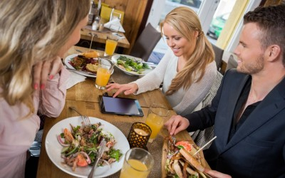 Tax deduction limits on meals and entertainment deductions.