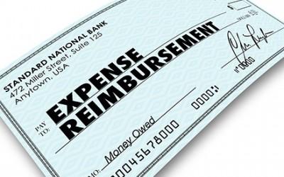 Expense Reimbursement in St Petersburg Florida