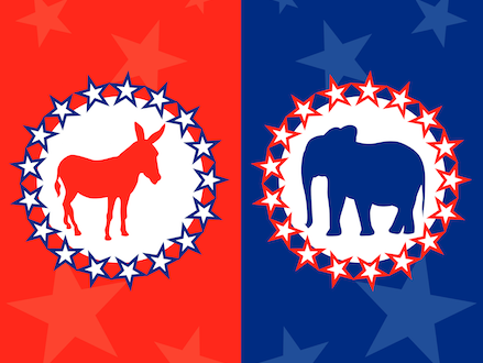 compare and contrast republican and democratic parties essay Compare and contrast the federalist and democratic-republican attitudes toward the national government include a clear discussion of the differences their leaders held.